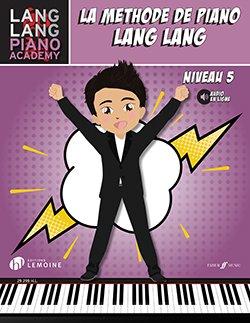 Méthode de piano Niveau 5