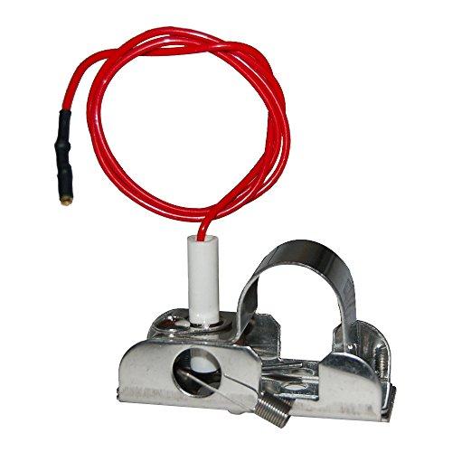 Music City Metals 3758 Électrode en plastique pour les grills à gaz de la marque Ducane- Blanc