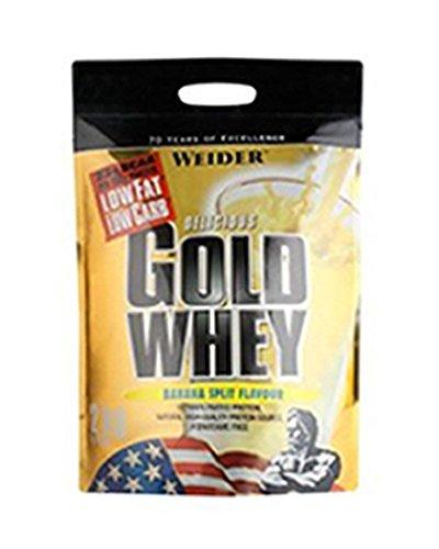 Weider Gold Whey Plátano - 2000 gr