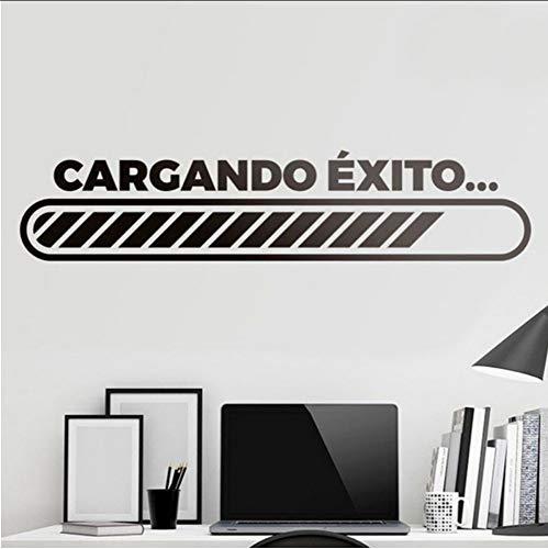 (Mhdxmp) Wandaufkleber Motivzitat In Spanisch
