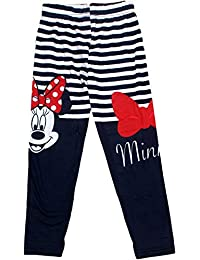 3240bdd4d5a Disney Minnie Mouse Character Girls Leggings Tights Full Length 3-8 Years  Polka Dots,