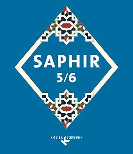 Saphir: 5./6. Schuljahr - Religionsbuch