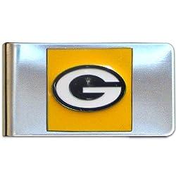 NFL Green Bay Packers Steel Money Clip