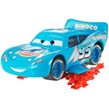 Disney Pixar Cars Lightning Storm Lightning McQueen (DeLuxe, Lightning McQueen Series, #2 of 5)