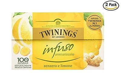 Twinings - Infusions aromatisées - Édition spéciale