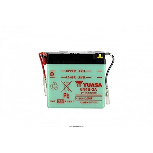 Yuasa - Batterie Yuasa 6N4B-2A YAMAHA TY 125 1980-1990 d'occasion  Livré partout en Belgique