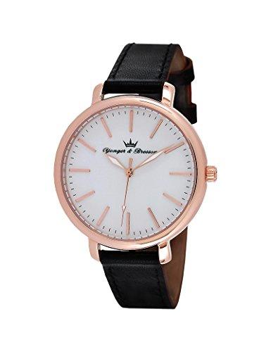 Reloj Yonger & Bresson Mujer Blanco–DCR 050/BA–Idea regalo Noel–en Promo