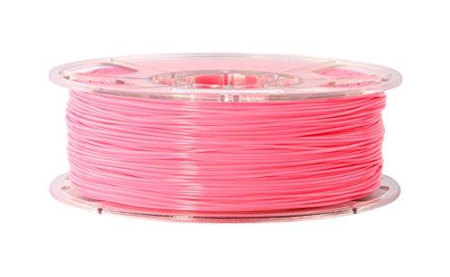 Esun filament pour imprimante 3d pla esun – rose – 3 mm – 1kg