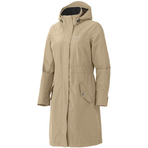 Marmot Damen Regenmantel Destination quicksand