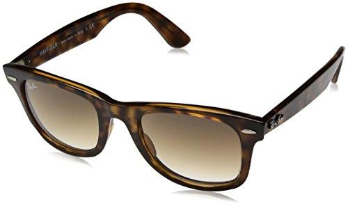 Ray-Ban Rayban Unisex-Erwachsene Sonnenbrille 4340 Havana/Browngradient, 50