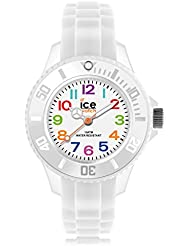 Ice-Watch Kinder-Armbanduhr Ice-Mini weiss MN.WE.M.S.12