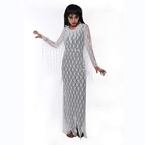 Shisky Cosplay kostüm Damen, Halloween Kostümball Kostüm weiblichen Dämon Kobold Kostüm Vampir Schauspieler Hexenkostüm (Weibliche Kobold Kostüm)