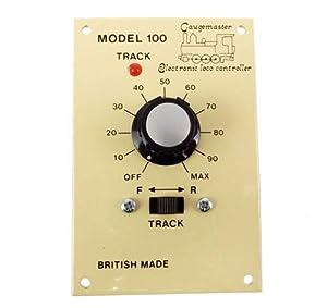 Gaugemaster GMC-100 Single Track Panel Mounted Controller