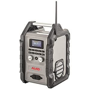 AL-KO 113631 WR 200 Easy Flex-Radio para obras (45 W, 20 V DAB)
