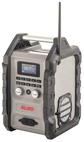 AL-KO 113631 Akku-Baustellenradio WR 200 Easy Flex (45 W, 20 V DAB)