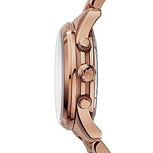 Michael Kors MK6163 de acero inoxidable de oro rosa y el reloj de las mujeres de Michael Kors