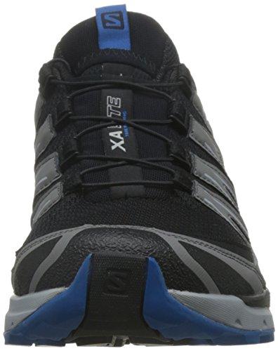 Salomon XA Lite, Scarpe da Trail Running Uomo Black (Black/Quiet Shade/Imperial Blue)