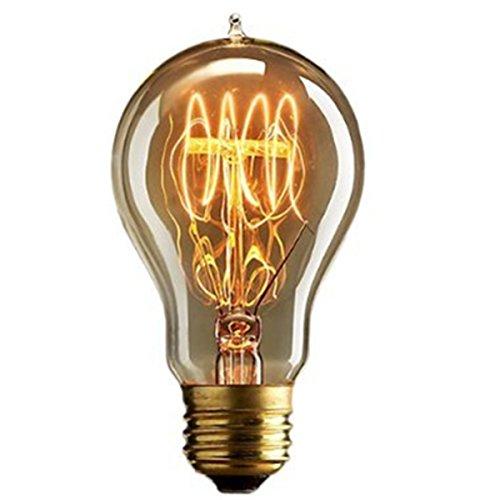 TOOGOO(R) B27 BC ba£¿onnette 60W filament ampoule Vintage d'occasion  Livré partout en Belgique