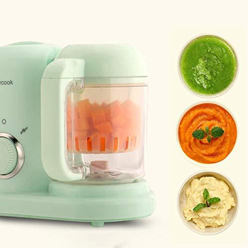 hinffinity Mixer Babynahrungszubereiter Standmixer Baby Food Maker Multifunktions Mini Küchenmaschine Machen Sie Bio Lebensmittel Für Saft, Rühren, Milchshake, Crushed Ice, Mix