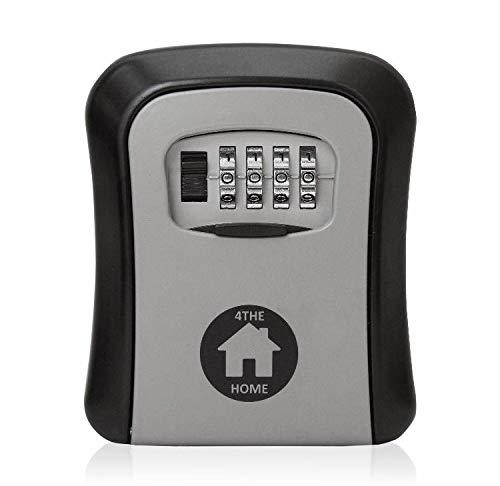 e3fa02e19a3e Key Lock Box - Wall Mounted - Combination Key Safe for Keys – Select Access