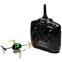 RCECHO® Walkera QR Grüne Marienkäfer V2 Quadcopter & DEVO 4 Sender RTF (Mode 1) QC590 mit RCECHO® Vollversion Apps Ausgabe