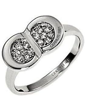 Cerruti 1881 Damen-Ring Sterling-Silber 925 Zirkonia