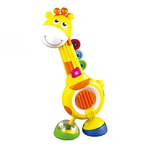 Blue Box Musical Giraffe Quartet Electronic Musical Toy
