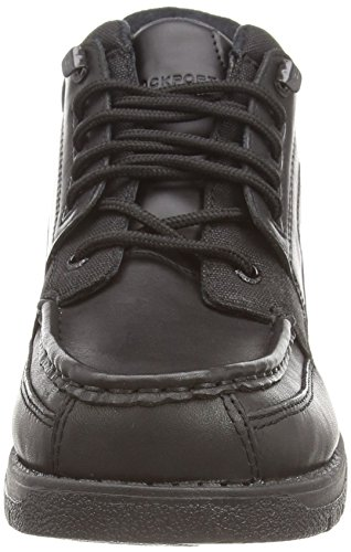 Rockport Marangue, Herren Hohe Sneakers Schwarz (Black/Black)