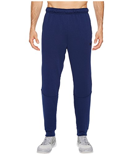 Nike Herren Performance Dry Verjüngung Fleece Hose S Binary Blue/Black Performance-fleece