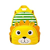 Cute School Backpack,VENMO Kawaii Cartoon Animals Design Kids School Book Bags Toddler Children Small Backpack Daysack For Girls Boys