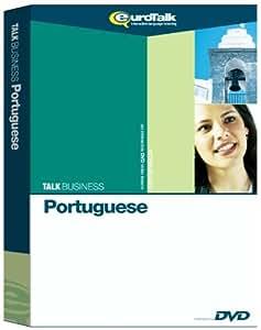 Talk Business Portuguese DVD (Mac/PC)