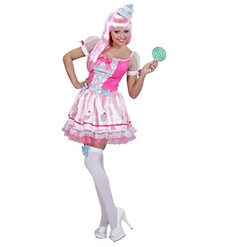Imagen de disfraz de cupcake rosa mujer  s alternativa