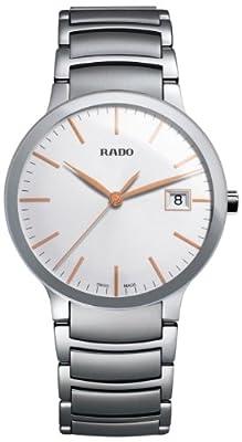 Rado Men's Watch XL Analogue Quartz Stainless Steel 115,0927.3,012