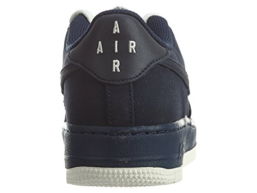 Nike  AIR FORCE 1 (GS), Sneakers Basses mixte enfant Red / Blue (Gym Red / Sail-Deep Royal Blue)