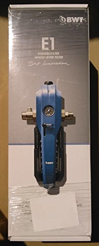 """Preisvergleich Produktbild BWT Einhebelfilter E1 mit Druckminderer DN 25 (R 1"""")"""
