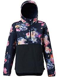 Damen Longsleeve Burton Journey Anorak Jacket
