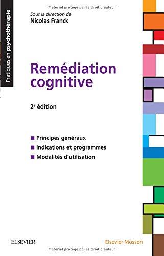 Remédiation Cognitive par Nicolas Franck