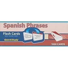 Spanish Phrases Flash Cards (Quickstudy: Academic)