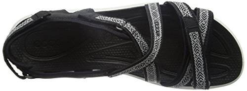 ECCO Cruise Ladies, Scarpe Sportive Indoor Donna Nero (1black)