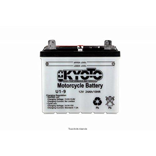 Kyoto - Batteria moto U1-9 / U1-L9 12V 24Ah