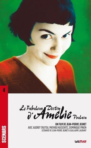 Le fabuleux destin d'Amélie Poulain (scénario du film, cartonné)