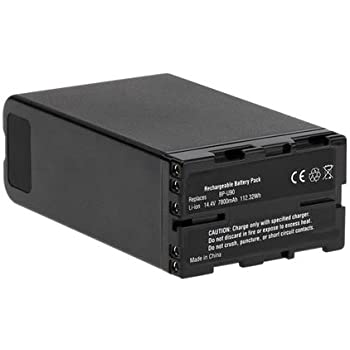 Ex-Pro Digital Cámara Batería 12000 mAh BP-U90 BPU90 Para Sony PXW-FS5 PXW-FS7