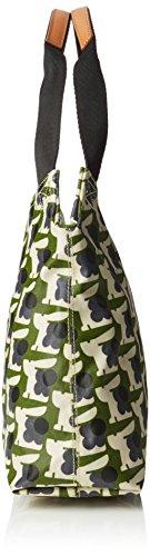 Orla KielyClassic Zip - Borse a Tracolla donna Verde (Green (Grass))