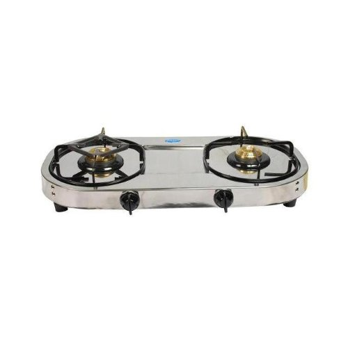 Glen Gas Stove Stainless Steel 2 Burner - 1026  available at amazon for Rs.3146