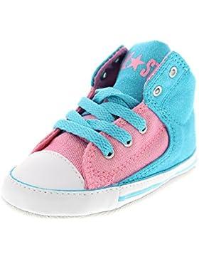 CONVERSE Babyschuhe FIRST STAR 856127C fresh cyan pink