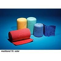 Kurzzugbinde mediband 70, 6cm x 5m, blau preisvergleich bei billige-tabletten.eu