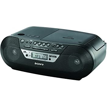 sony zsrs09cpb radiorekorder mp3 cd player usb. Black Bedroom Furniture Sets. Home Design Ideas