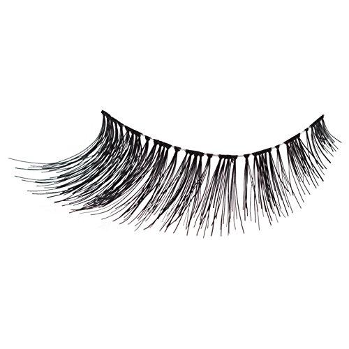 Lazy Lashes 100% Human Hair False Eyelashes - Flared