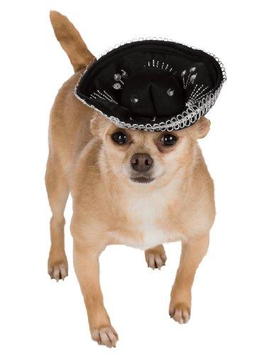 rubies-taco-bell-dog-black-sombrero-m-l