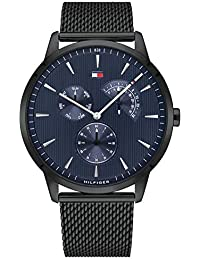 Tommy Hilfiger Analog Blue Dial Men's Watch-TH1710392